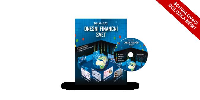 Školní atlas Dnešní finanční svět pro ZŠ